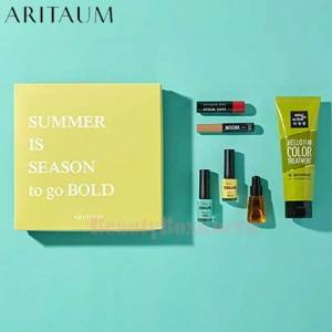 ARITAUM Fashion Style Look Book Box 5items [Modern & Chic Edition]